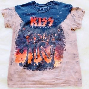 COPY - KISS | RARE Band T-Shirt